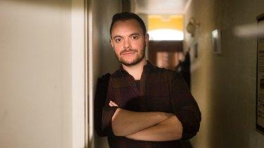 Author Liam Pieper.