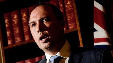 Immigration Minister Peter Dutton has a responsibility to unite the nation, not divide it on race grounds.