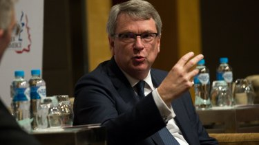 Political strategist Lynton Crosby says polls have too much sway.