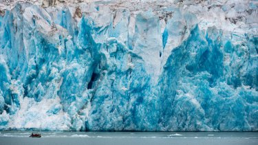 Most of the world's glaciers - and lately sea ice at both end of the planet - are in retreat.