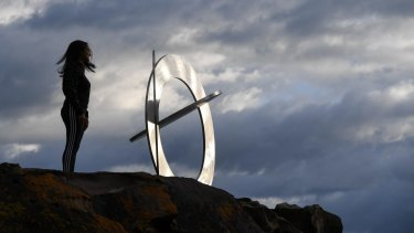 Pioneering sculptor Inge King died in April but her work lives on in Sculpture by the Sea.
