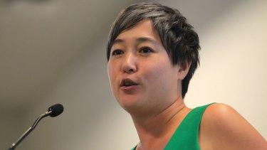Newtown MP Jenny Leong