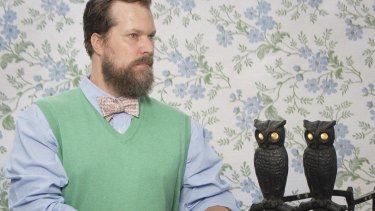 John Grant's album title comes from a literal translation from the Icelandic for mid-life crisis (grey tickles) and the Turkish for nightmare (black pressure).