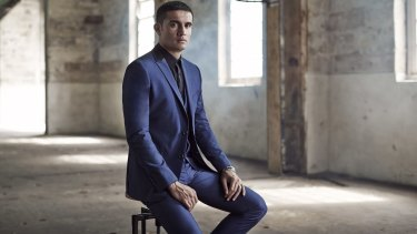 Visionary: Tim Cahill says the hospitality in China is second to none.