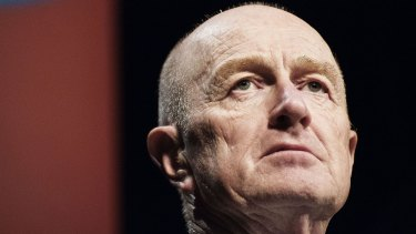 The Reserve Bank governor, Glenn Stevens, and the rest of the board face a difficult decision next Tuesday.