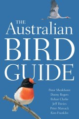 The Australian Bird Guide.