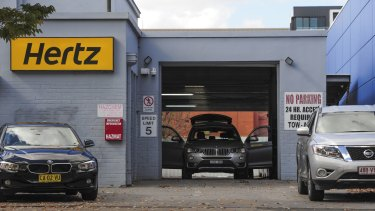 Hertz conceded it overcharged customers for pre-existing damages to its rental cars.