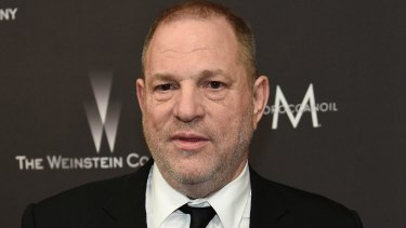 The Weinstein Company fired Harvey Weinstein.
