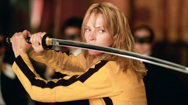 The interview came to light after Uma Thurman revealed details of a near fatal accident on the set of Kill Bill.