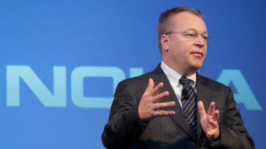 The future of Telstra hinges on Stephen Elop, former chief executive of what was once the ubiquitous Finnish mobile phone maker Nokia.