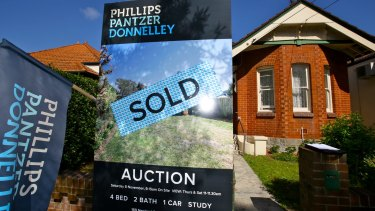 Doubling your money when selling a house is wonderful – but the difference between doubling it in two years and doubling it in 20 years is immense. Photo Dallas Kilponen