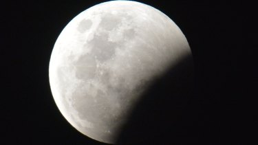 A lunar eclipse can only occur at full moon.