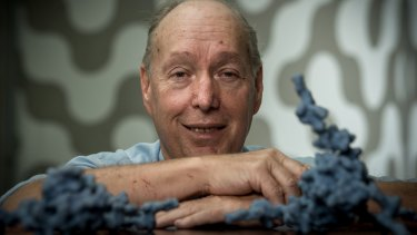 Professor Colin Masters, Alzheimers researcher and AO.