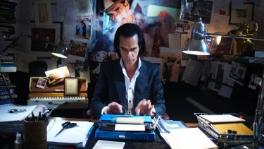 Film: Nick Cave in his  reflective 20,000 Days on Earth.