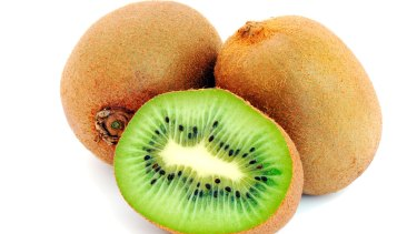 One crook was arrested after police found his DNA on a piece of kiwi fruit.