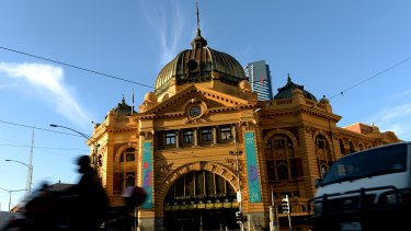 Flinders Street Station is to get a $100 million facelift.