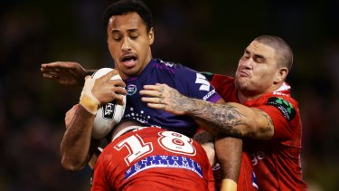 Call-up: Melbourne's Felise Kaufusi.