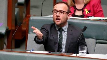 Greens MP Adam Bandt accused Labor of gerrymandering.
