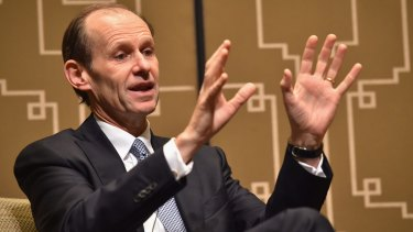 ANZ chief Shayne Elliott argues its traders couldn't have impacted the broader BBSW market.