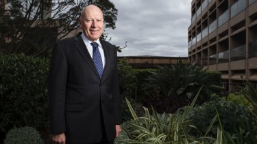 Former NSW energy minister Chris Hartcher is shortly to begin lobbying state and local government on behalf of a property developer.