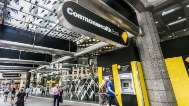 """CBA's head of retail banking Matt Comyn says branches will play a key role for """"many years""""."""