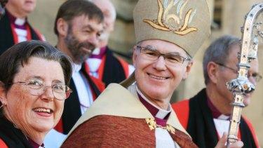 Anglican Archbishop Philip Freier.