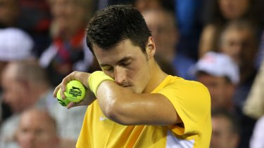 Bernard Tomic had his best season yet last year.
