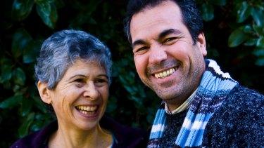 Marsha Emerman and Majid Shokor.
