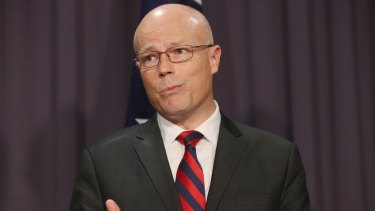 Alastair MacGibbon, special adviser to the Prime Minister on cyber security.