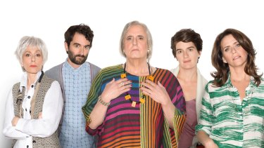 Amazon's Transparent is also streaming on Stan.