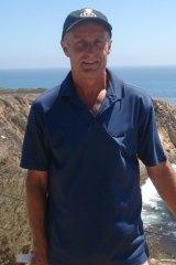 Pete Tanham's 2015 Rottnest Swim will be his last, after 30 crossings.