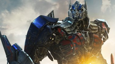 Game-changer: There's a grain of truth and a fleeting glimpse of potential reality behind the gigantic morphing robots in the Transformer movies.