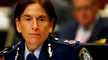 "NSW Police Deputy Commissioner Catherine Burn was ""the outstandingly credentialled candidate"", Alan Jones says."
