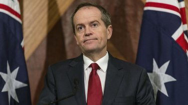 "Bill Shorten: ""If Labor forms government, it needs to have all the options on the table."""