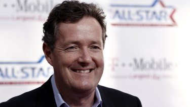 Piers Morgan sparked a twitter storm with his comments about going on air with broken ribs.