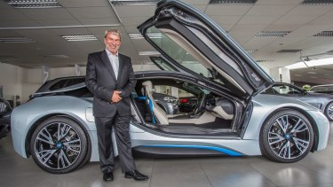 BMW's i8 hybrid supercar points to some of Germany's greener industrial priorities.