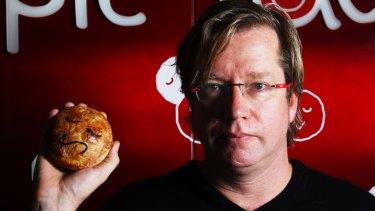 Pie Face founder Wayne Homschek was once a Wall Street banker.