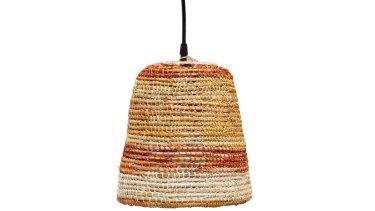 Badayala Pendant by Dorothy Wirritjviratj, $1130.
