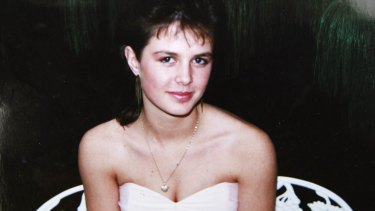 Vanessa Hoson was murdered by Terrence Leary in 1990.