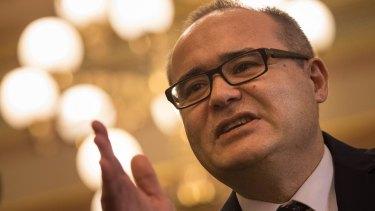 Right powerbroker Adem Somyurek has overseen a new factional deal for Labor.