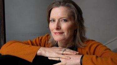 Author Jennifer Egan.