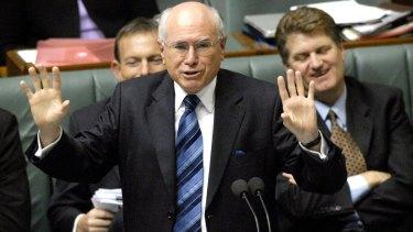 John Howard, along with Peter Costello, called on Tony Abbott to sack Joe Hockey.