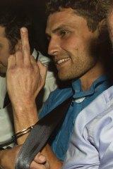 Sean Price stabbed Melbourne schoolgirl Masa Vukotic to death.