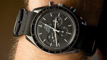 The Omega Speedmaster has been to the Moon and still has contemporary appeal.