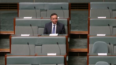Liberal MP Andrew Nikolic wants tougher national security measures.