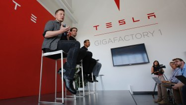 Elon Musk's personal brand as a futurist is deeply intertwined with the identity of the company, which has legions of fans and devoted customers but has yet to make an annual profit.