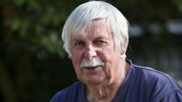 Dick Ryan owns the property where the Brumby 600 crashed.