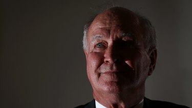 Former Independent MP Tony Windsor won't stand against Barnaby Joyce.