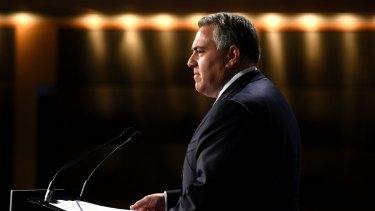 Treasuer Joe Hockey outlines his plans for tax reform.