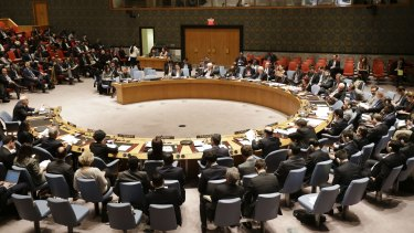 A motion in the UN Security Council calling for Israel to end its occupation of the Palestinian territories within two years failed.
